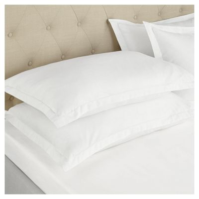 Fox & Ivy Egyptian White  Single Fitted Sheet