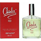 Revlon Charlie Red Eau de Toilette (EDT) 100ml Spray For Women