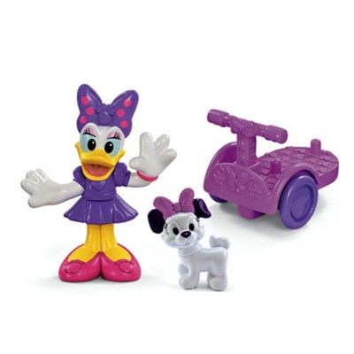 Fisher Price Minnie Mouse Daisy Pet Vehicle