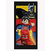 Lego DC Comics Superheroes Boom Cotton Towel