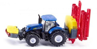 New Holland T7070 Tractor with Kverneland iXter B18 Crop Sprayer