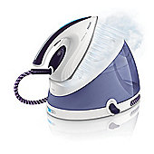 Philips GC8616/30 PerfectCare Steam Generator Iron - Purple & White