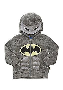 DC Comics Batman Hoodie - Grey