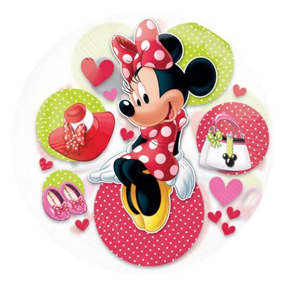 Minnie Mouse Balloon - 26 inch Foil