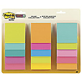 Post it Super Sticky 15 Pad Waterfall