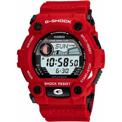 Casio G-Shock Mens Resin Chronograph Watch G-7900A-4ER
