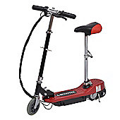 Homcom Electric E Scooter Ride on 24V Kids Children Toy Red