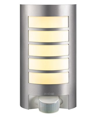 Steinel L 12 Outdoor Sensor Light Switched - White