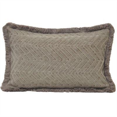 Riva Home Dakota Taupe Cushion Cover - 30x50cm