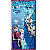 Disney Frozen Door Banner - 1.5m
