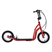 "Professional Scooter Pro 12"" Wheel Push Scooter Red 3+"