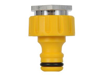 Hozelock 2304 Outdoor Threaded Tap Connector 22Mm