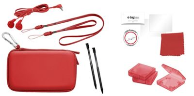 3DS Pack 3 (Red)