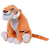 The Jungle Book Plush - 6'' Shere Khan