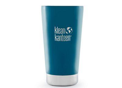 Klean Kanteen 473ml Kanteen Vacuum Insulated Pint Cup Winter Lake