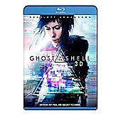 Ghost in the Shell 3D + 2D Blu-ray