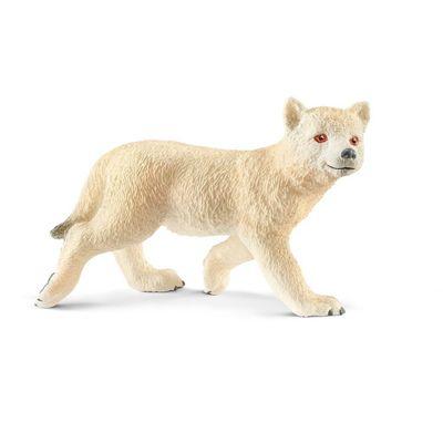 Schleich 14804 Wild Life - Arctic Wolf Cub