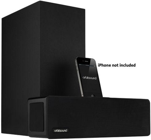 OrbitSound T9 140W Soundbar with External Sub