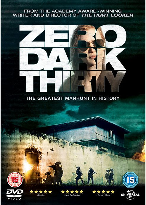 Zero Dark Thirty (DVD)