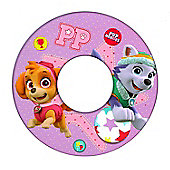 Paw Patrol Skye & Everest Inflatable Swimming Ring Pool Float 3+