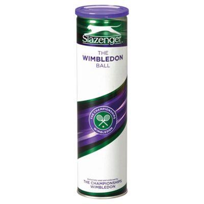Slazenger Wimbledon 4 Pack Tennis Ball