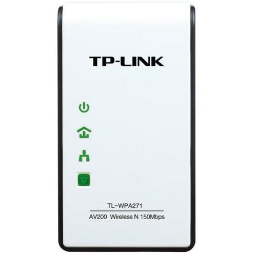 TP-Link AV200 Powerline Homeplug with Wireless N Access Point/Range Extender