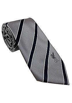 Liverpool FC Tie Club Crest - Grey
