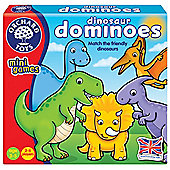 Orchard Toys Dinosaur Dominoes Mini Game