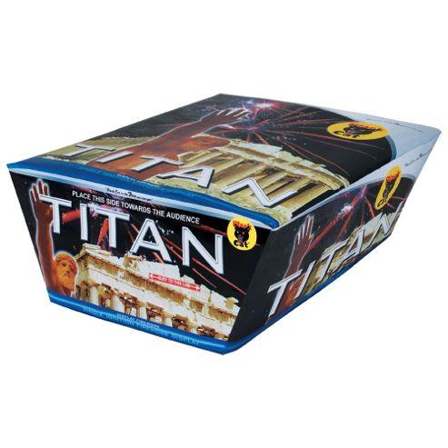 Titan 96 Shot Firework