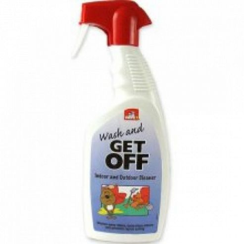 Wash And Get Off Spray (500Ml Bottle)