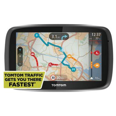TomTom Go 500 Sat Nav, 5