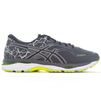 Asics Gel-Cumulus 19 Lite-Show Mens Running Trainer Shoe Grey - UK 9