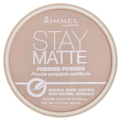 Rimmel Stay Matte Pressed Powder Peach Glow