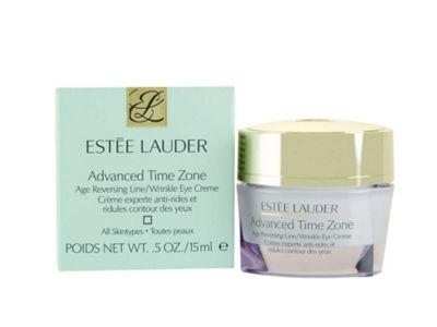 Estee Lauder Advance Time Zone Age Reversing Line / Wrinkle Eye Cream 15ml - All Skin Types