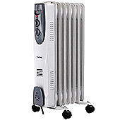VonHaus 7 Fin 1500W Oil Filled Radiator