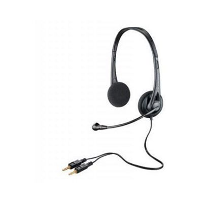 Plantronics .Audio 322 Wired Stereo Over-the-head Headset