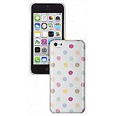 iPhone 5c Case Vintage Polka Dot