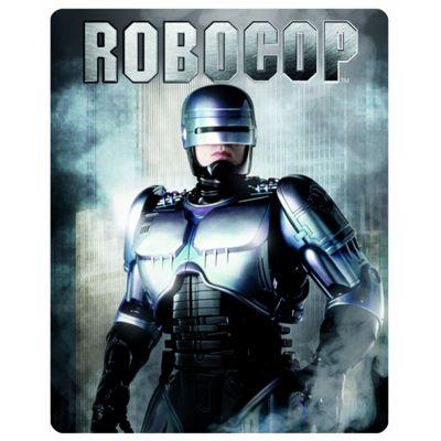 Robocop - Limited Edition Steelbook Blu-Ray + DVD