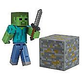 Minecraft 3 Action Figure Assorted