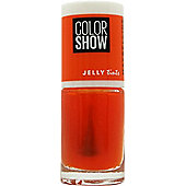 Maybelline Color Show Jelly Tints 7ml - Edgy Tangy