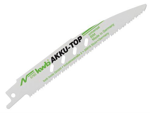 KWB ENERGY SAVING Bi-Metal Fine Blades (Pack of 2)