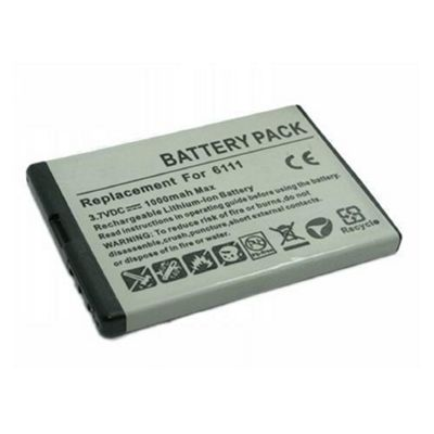 iTALKonline 7373 Replacement Battery - For Nokia 6111, 7070 Prism, 7373
