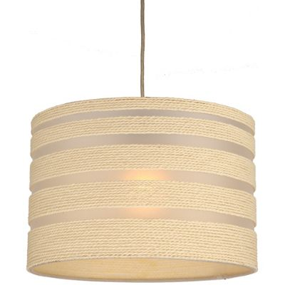 Kliving Perugia Easy Fit Pendant - Cream
