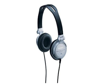 Sony MDR-V300 Headphones with Neodymium Magnet - Folding Design