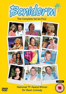Benidorm Series 4 (DVD Boxset)