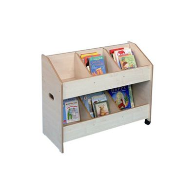 Twoey Toys Mobile Classroom Organiser - Beech