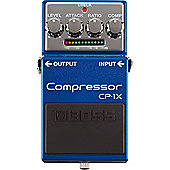 Boss CP-1X Comressor Compact Guitar Effects Pedal