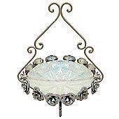 Jewellery / Trinket Tray - Antique Cream