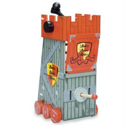 Le Toy Van Siege Tower (Red)