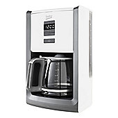 Beko CFD6151W Filter Coffee Machine 1.8 Litre Tank Capacity White